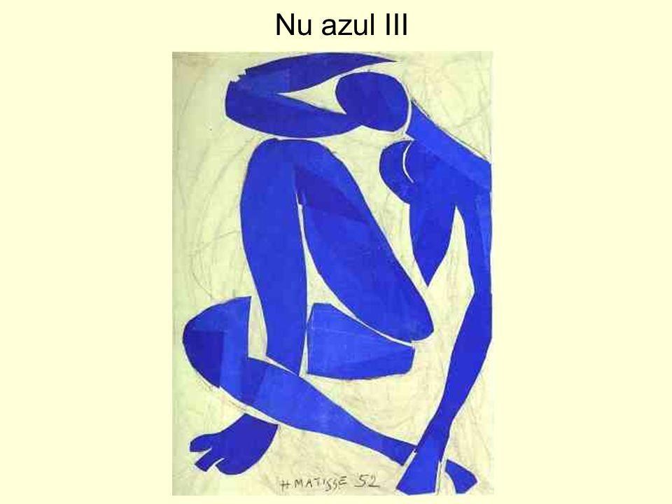 Nu azul III