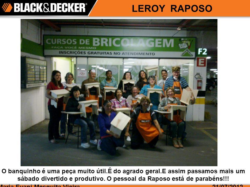 LEROY RAPOSO