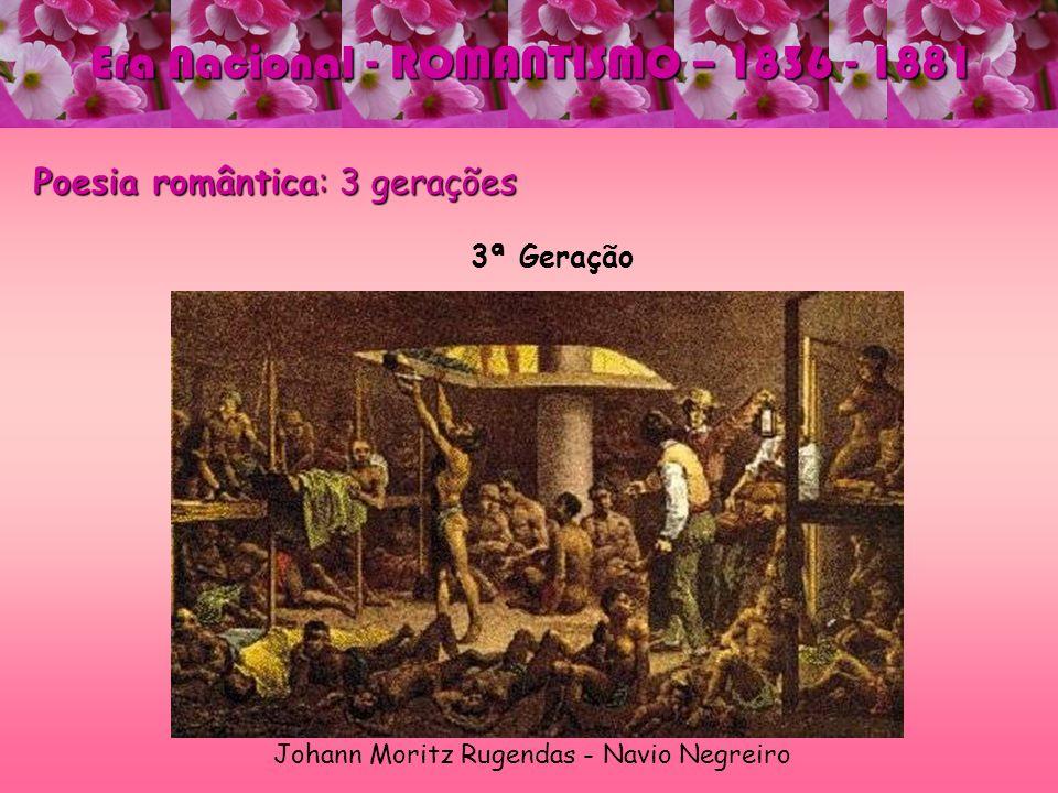 Johann Moritz Rugendas - Navio Negreiro