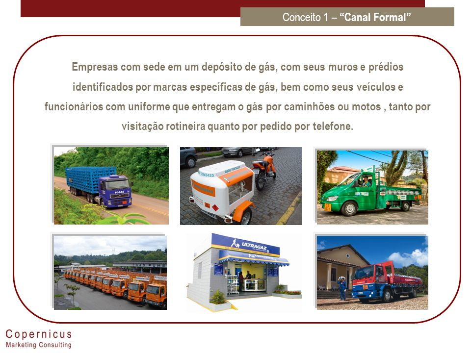Conceito 1 – Canal Formal