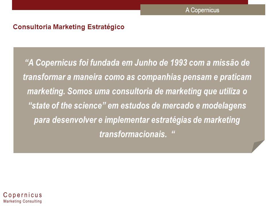 A CopernicusConsultoria Marketing Estratégico.