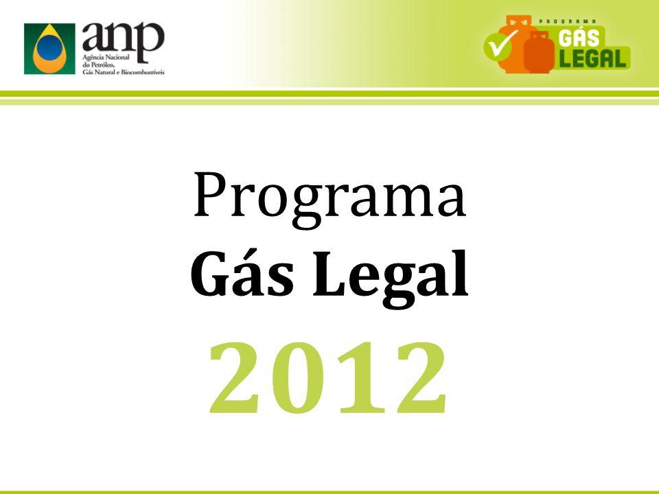 Programa Gás Legal 2012