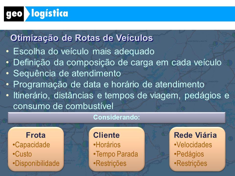 Otimização de Rotas de Veículos