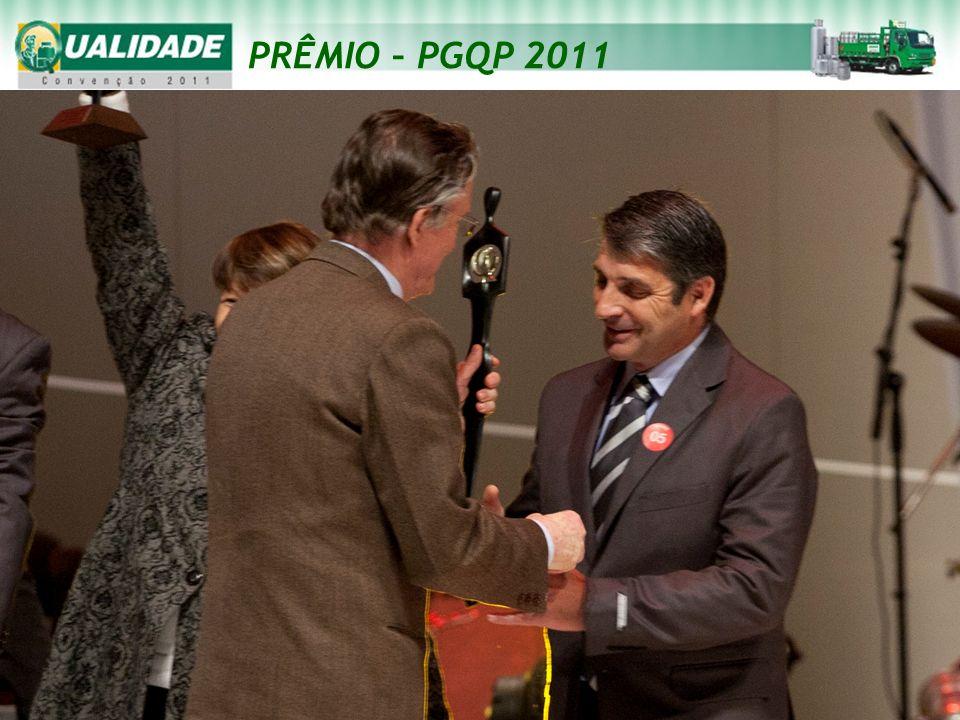 PRÊMIO – PGQP 2011