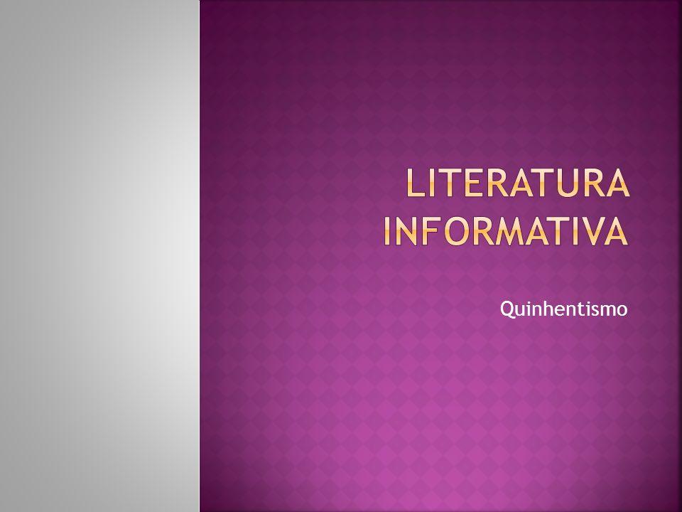 Literatura Informativa