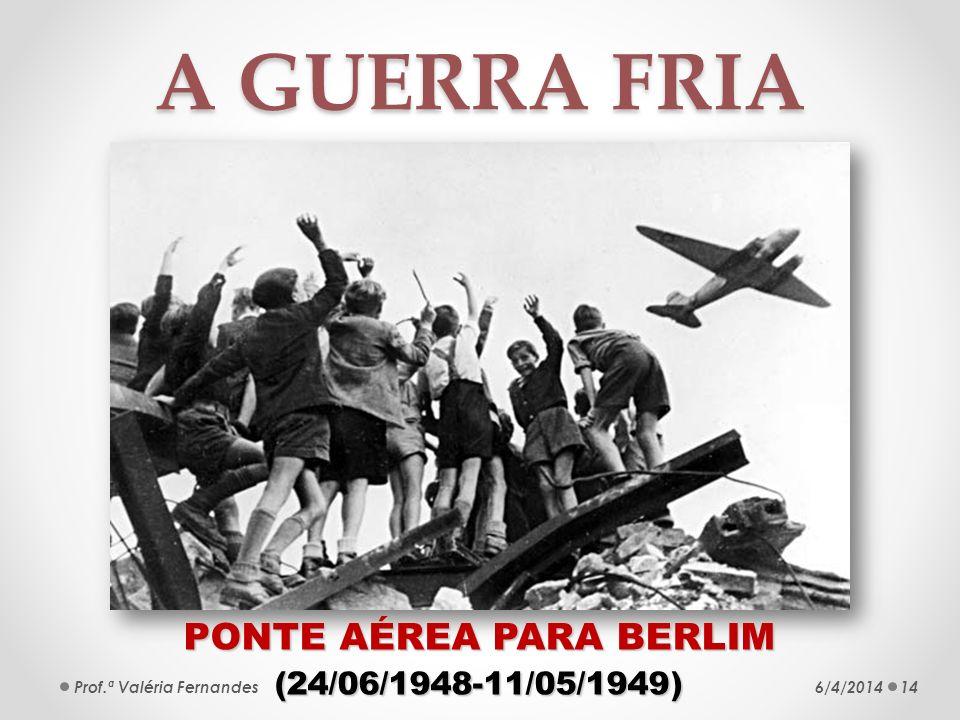 PONTE AÉREA PARA BERLIM
