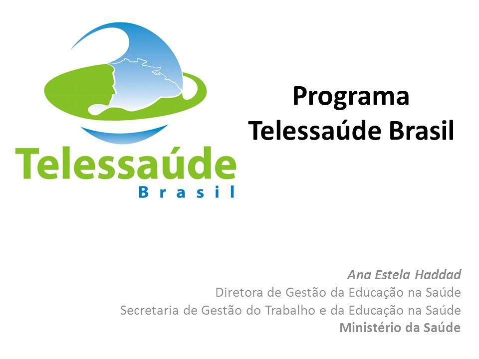 Programa Telessaúde Brasil