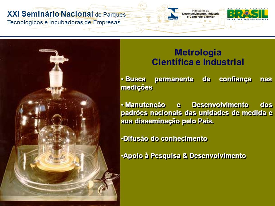 Científica e Industrial