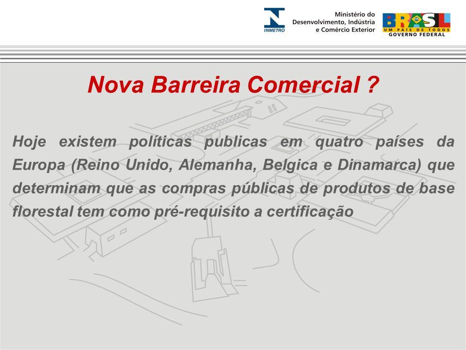 Nova Barreira Comercial