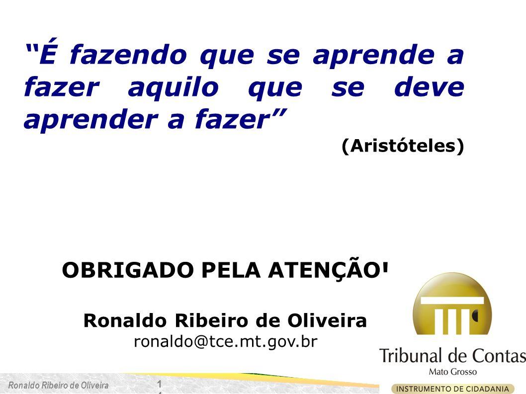 Ronaldo Ribeiro de Oliveira