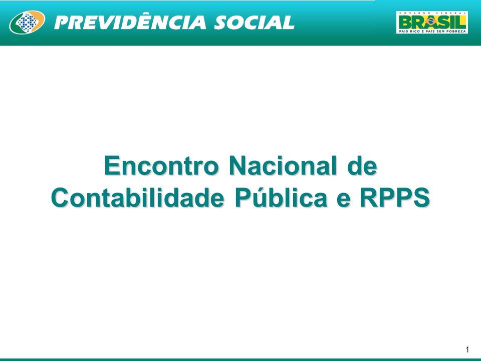 Encontro Nacional de Contabilidade Pública e RPPS