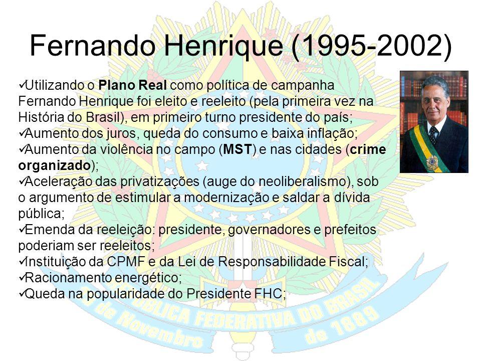 Fernando Henrique (1995-2002)