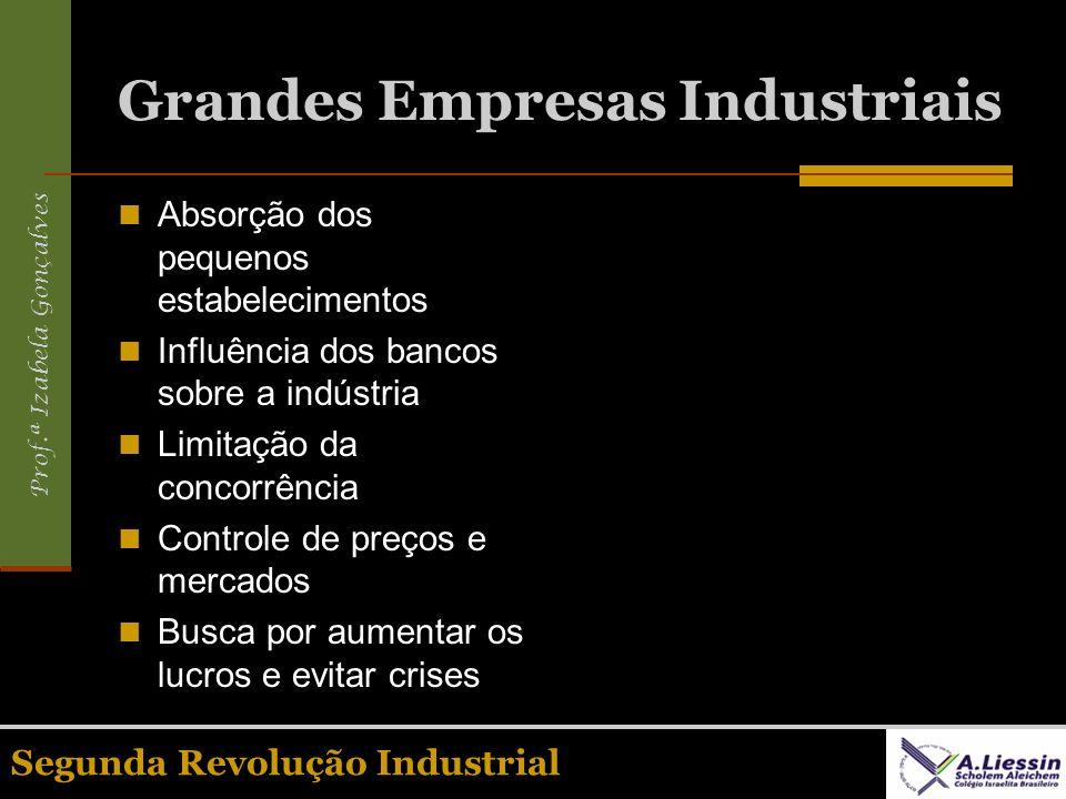Grandes Empresas Industriais