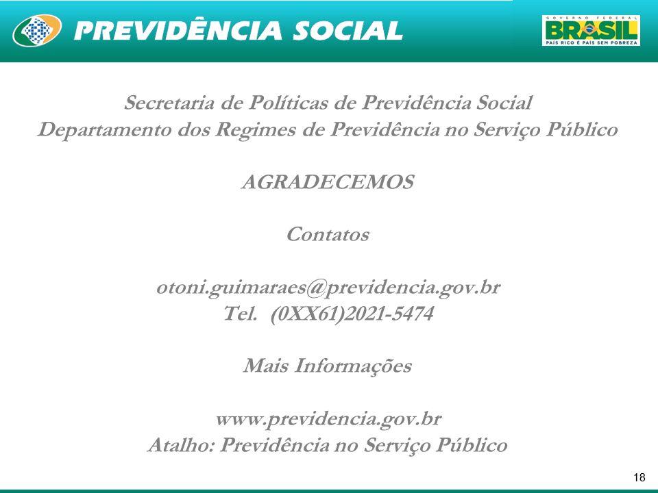 Secretaria de Políticas de Previdência Social