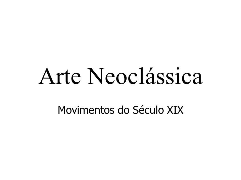 Movimentos do Século XIX