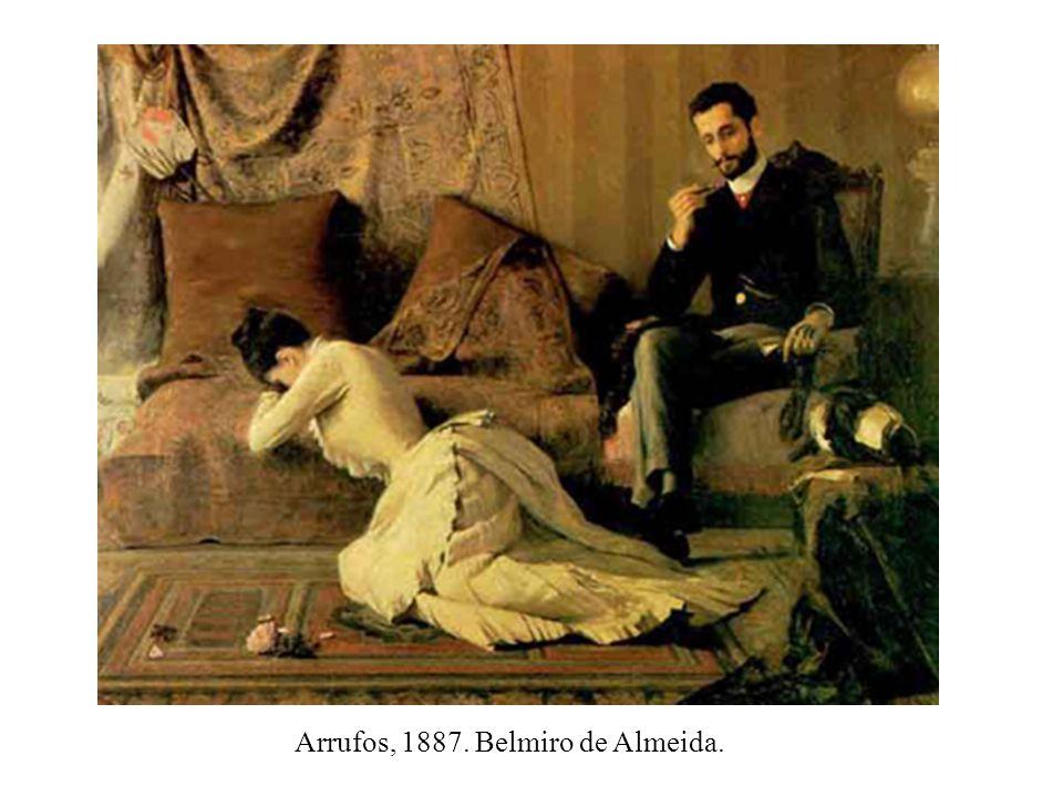Arrufos, 1887. Belmiro de Almeida.