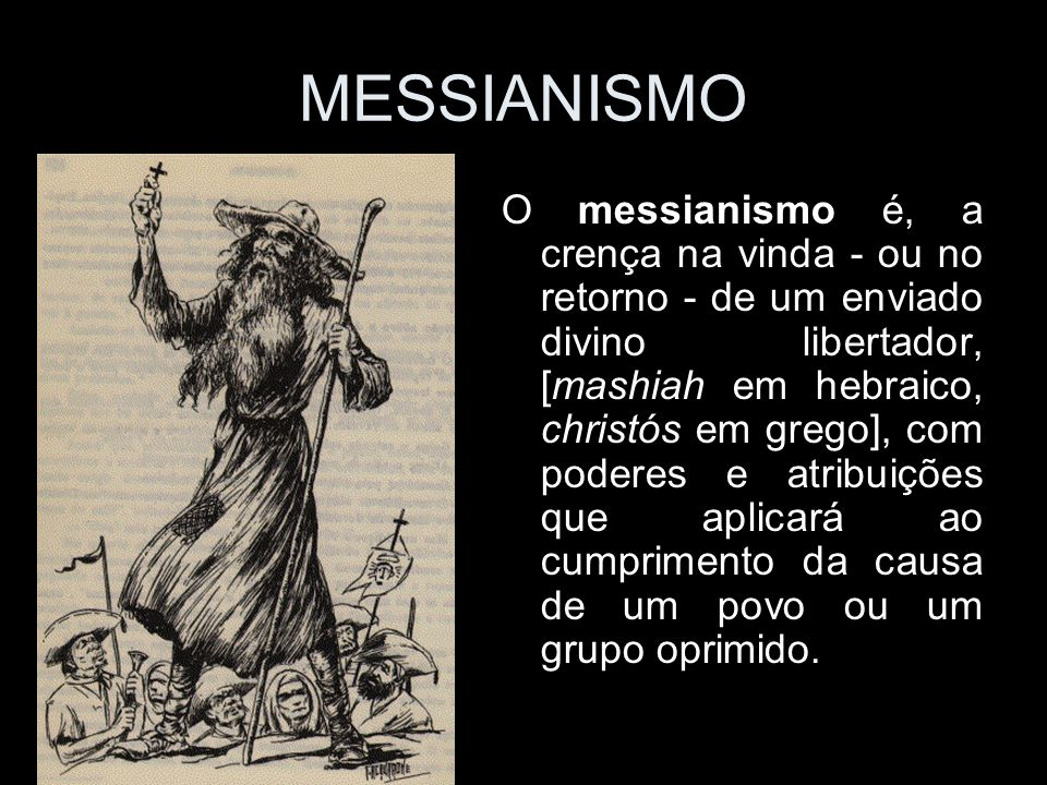 MESSIANISMO