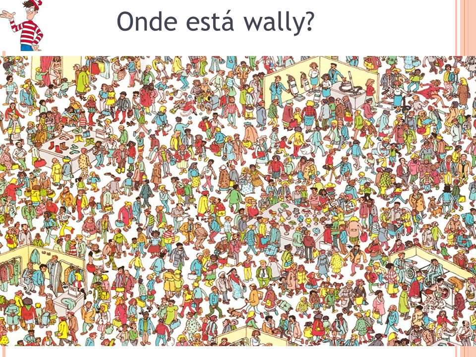 Onde está wally 2626