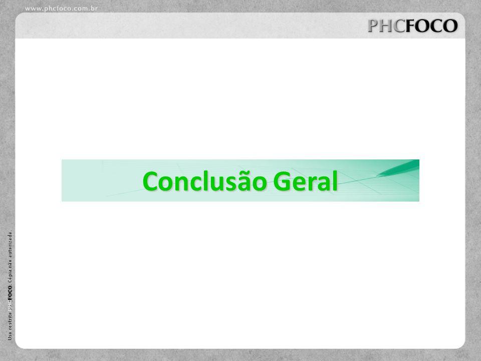 Conclusão Geral 17