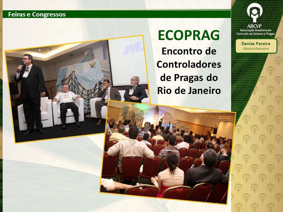 Encontro de Controladores de Pragas do Rio de Janeiro