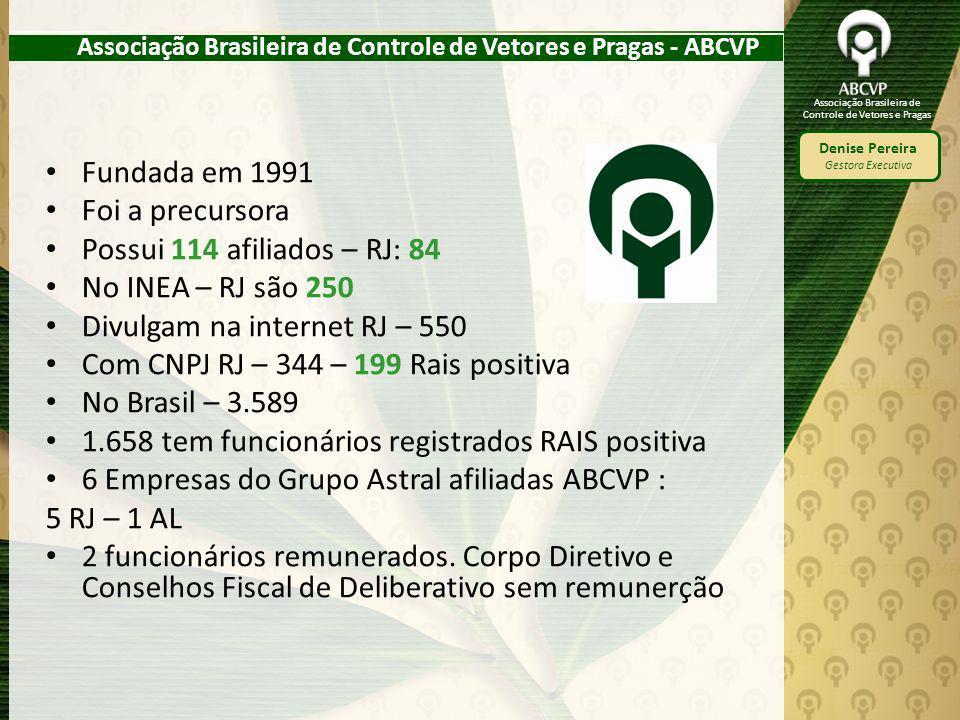 Associação Brasileira de Controle de Vetores e Pragas - ABCVP