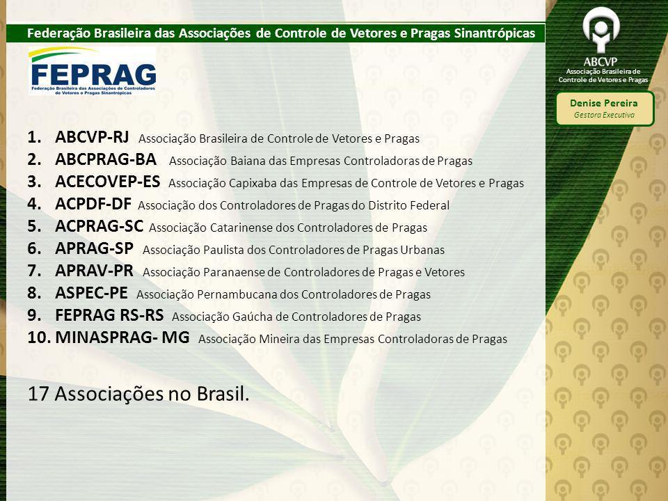 Federação Brasileira das Associações de Controle de Vetores e Pragas Sinantrópicas