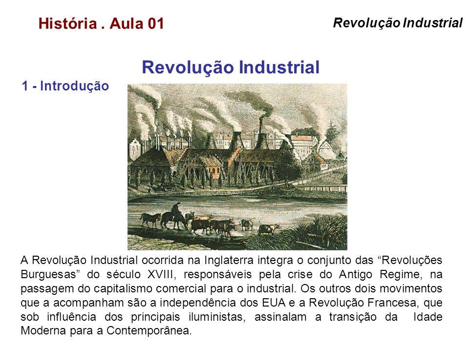 Revolução Industrial 1 - Introdução