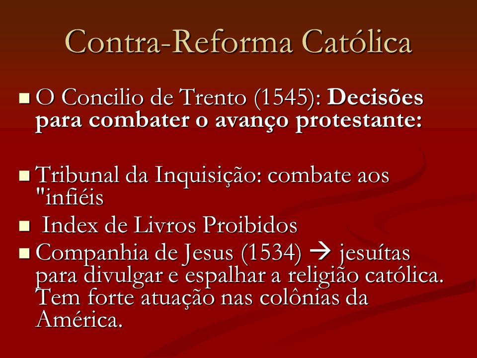 Contra-Reforma Católica