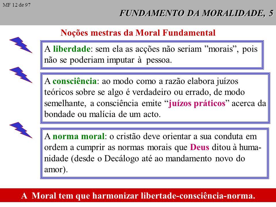 FUNDAMENTO DA MORALIDADE, 5