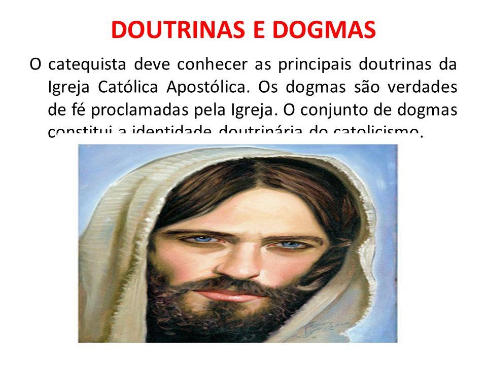 DOUTRINAS E DOGMAS