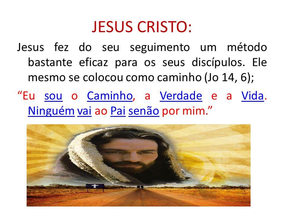 JESUS CRISTO: