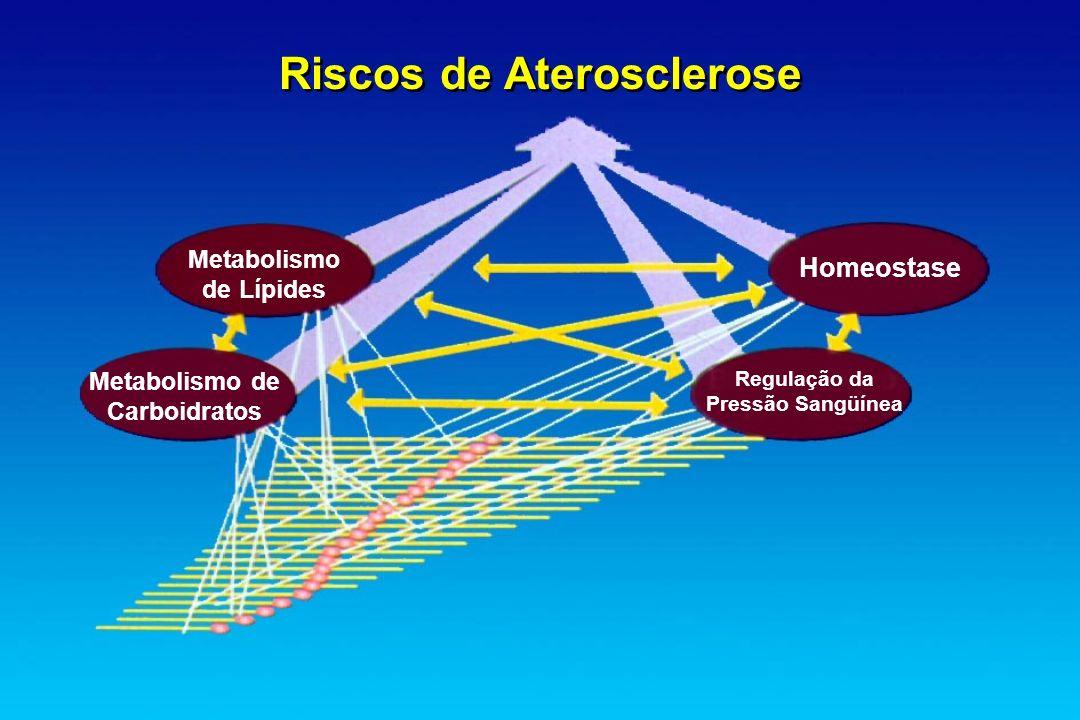 Riscos de Aterosclerose