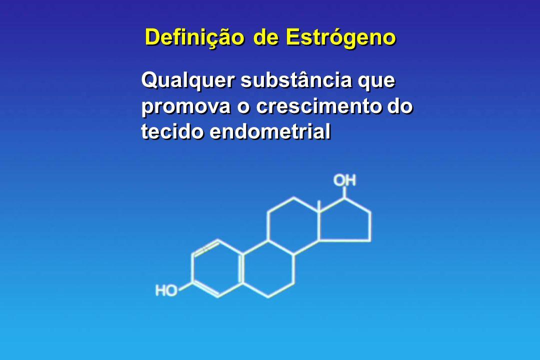 Definição de Estrógeno