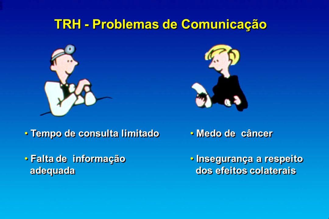 TRH - Problemas de Comunicação