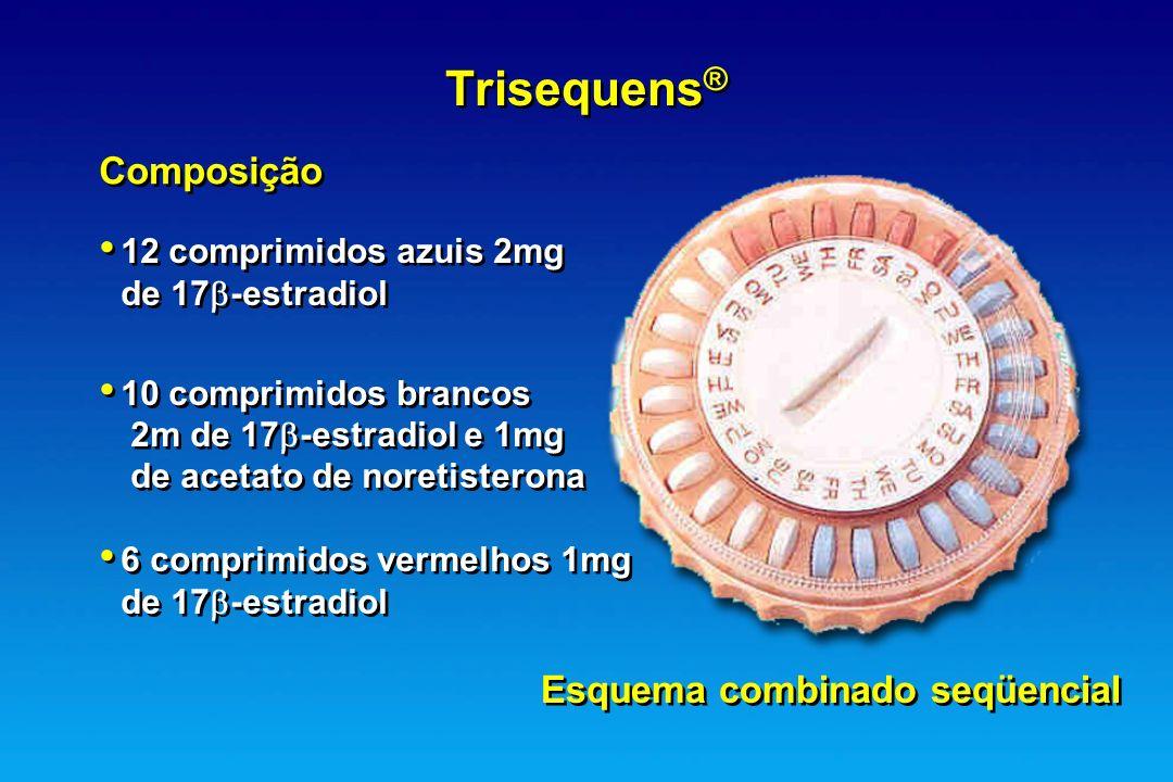 Trisequens® Composição Esquema combinado seqüencial