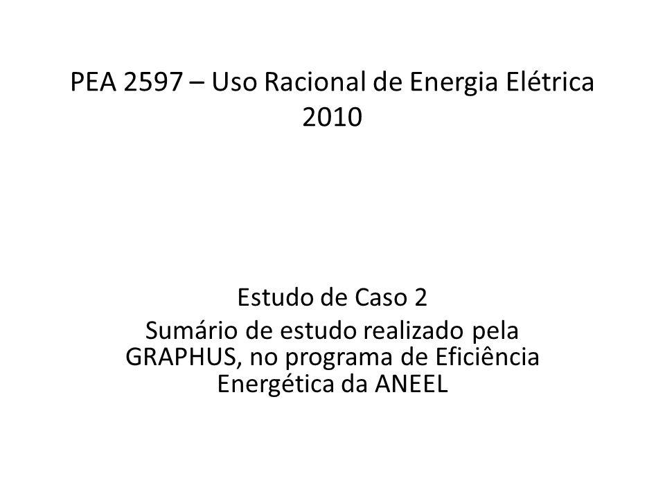 PEA 2597 – Uso Racional de Energia Elétrica 2010