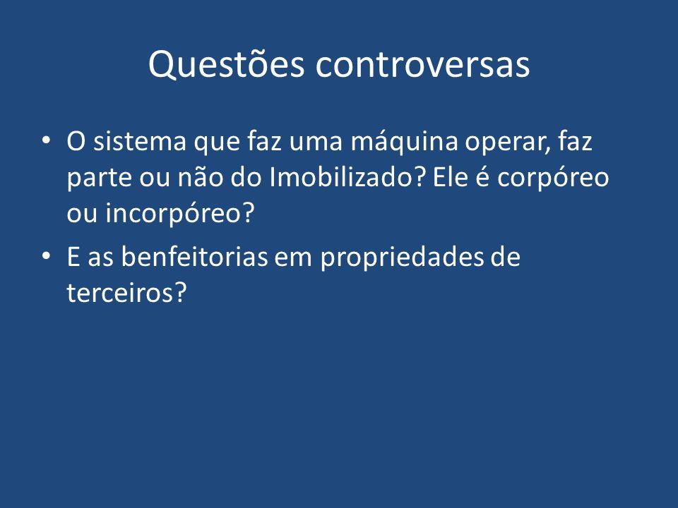 Questões controversas