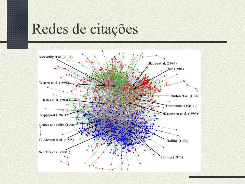 Redes de citações
