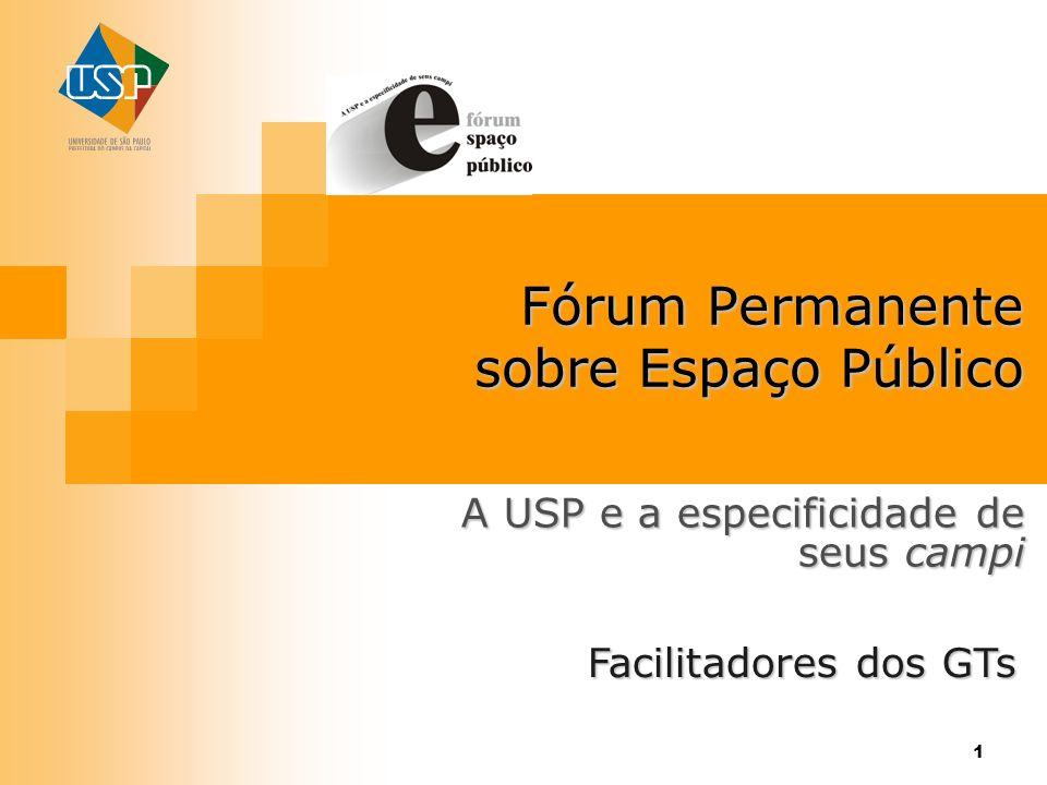 Fórum Permanente sobre Espaço Público