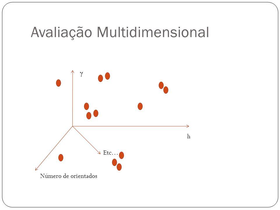 Avaliação Multidimensional