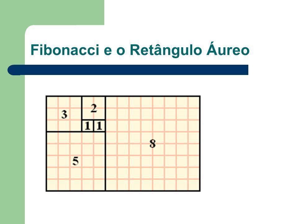 Fibonacci e o Retângulo Áureo