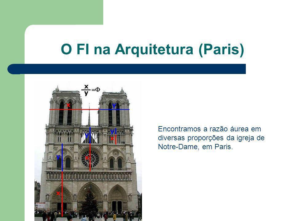 O FI na Arquitetura (Paris)