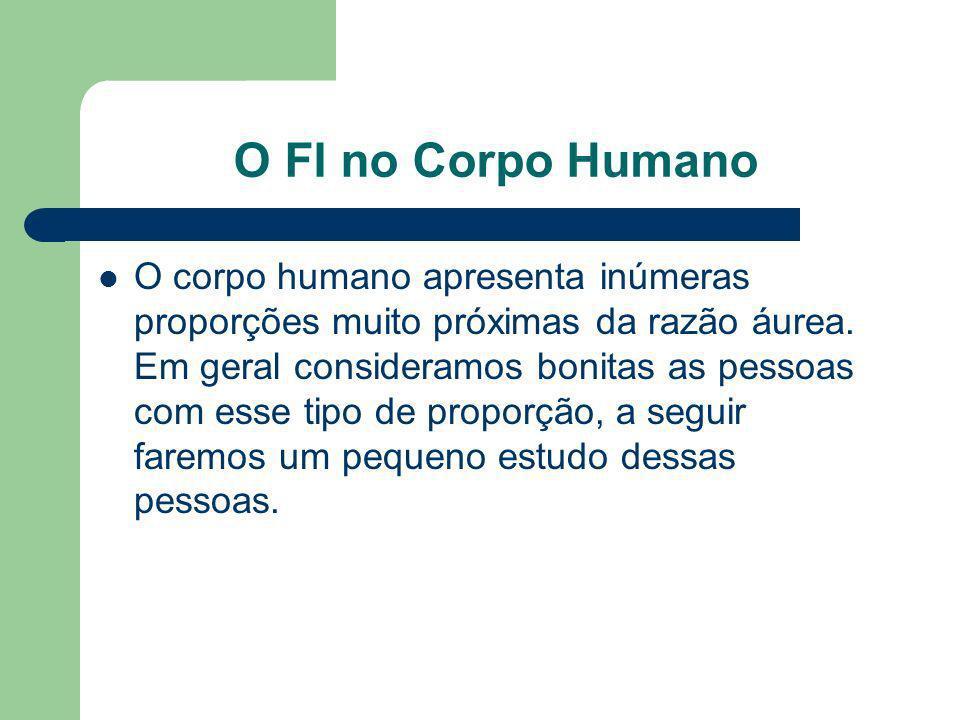 O FI no Corpo Humano