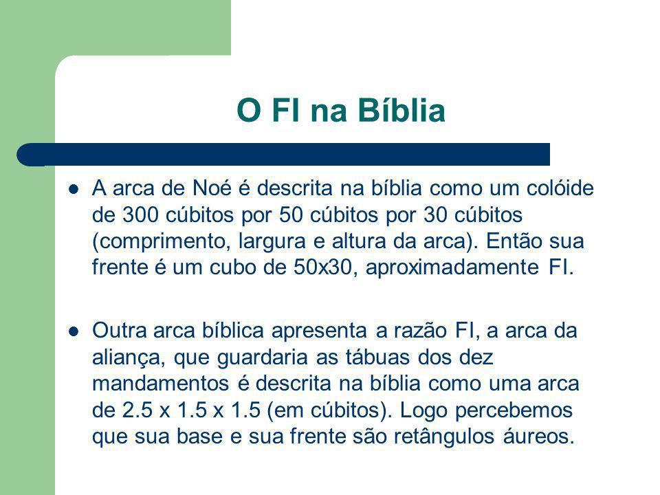 O FI na Bíblia