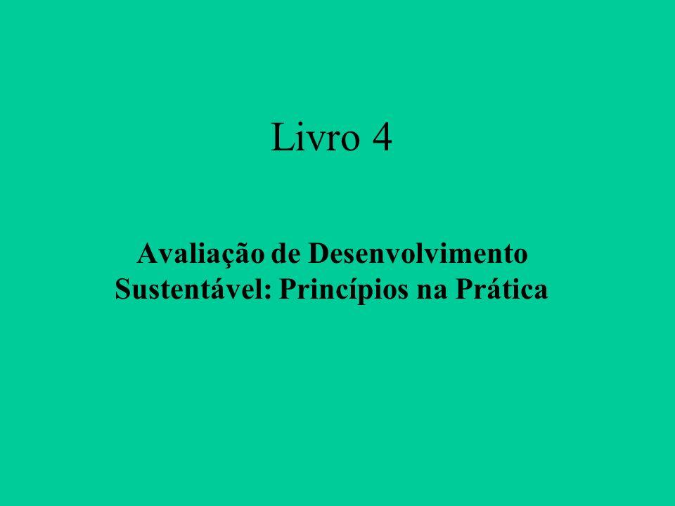 Avaliação de Desenvolvimento Sustentável: Princípios na Prática