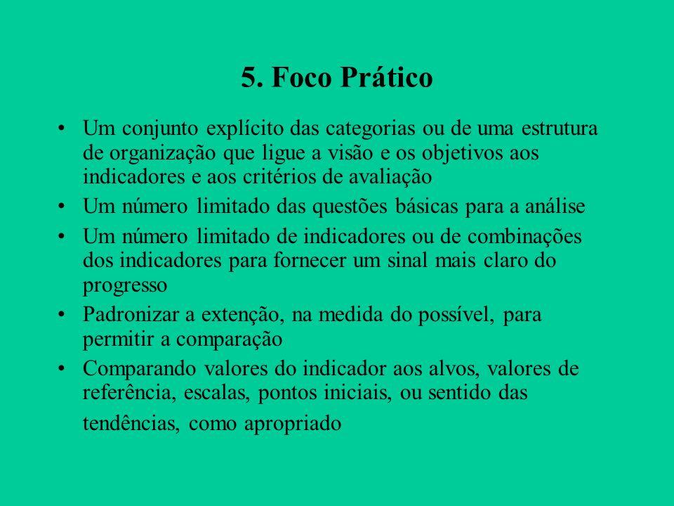 5. Foco Prático