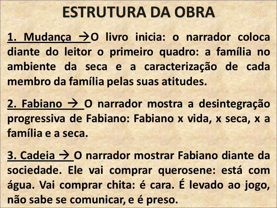 ESTRUTURA DA OBRA