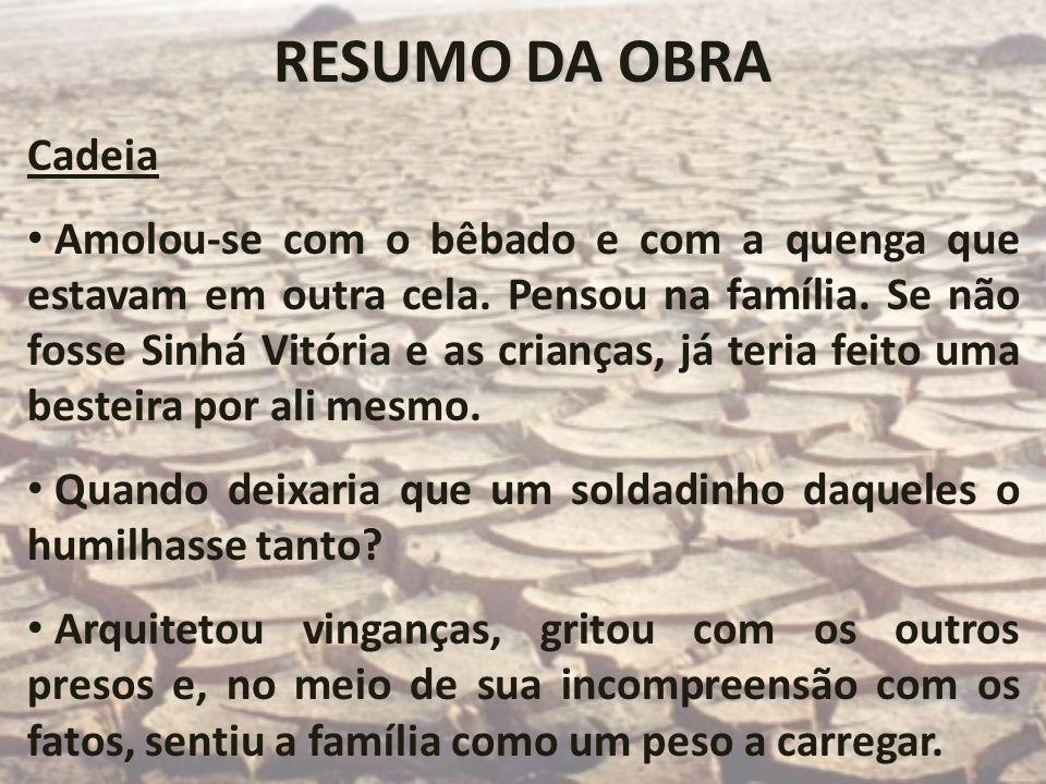 RESUMO DA OBRA Cadeia.