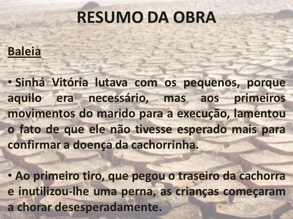 RESUMO DA OBRA Baleia.