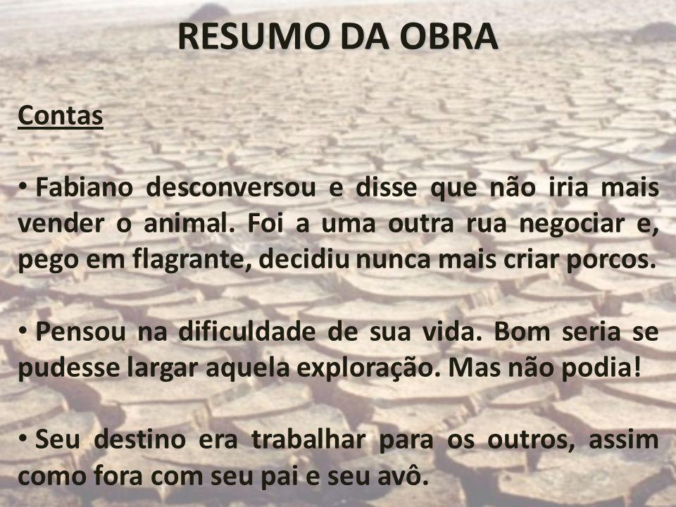 RESUMO DA OBRA Contas.